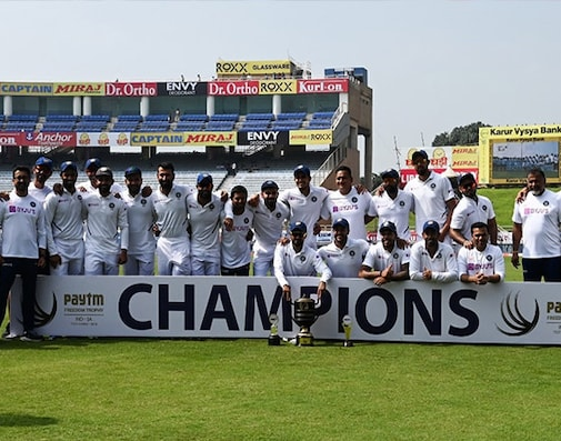 India Decimate South Africa In 3rd Test To Complete 3-0 Series Whitewash