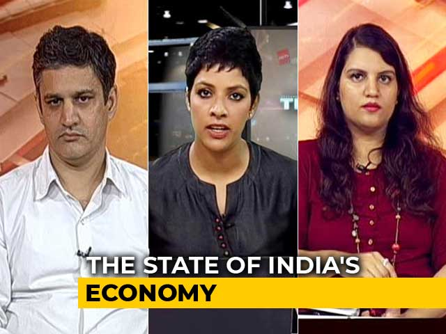 Video : Industrial Output Shrinks To Minus 1.1%: How Can Economic Concerns Be Eased?