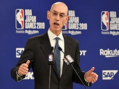 """We Are Not Apologising"": NBA After China Backlash Over Hong Kong Tweet"