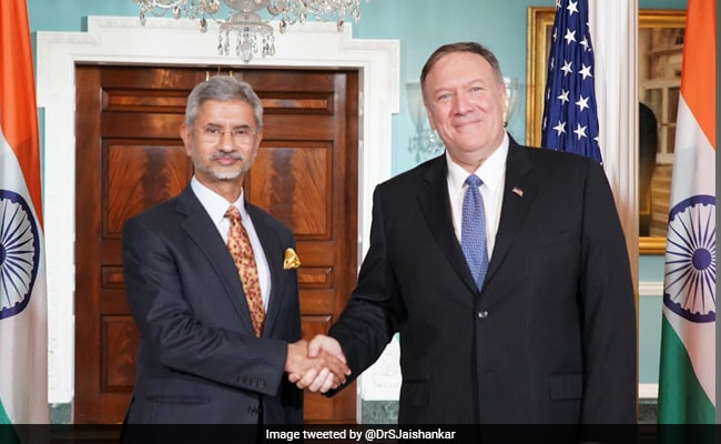 India, US Discuss Strategic Bilateral Ties, Developments In Kashmir