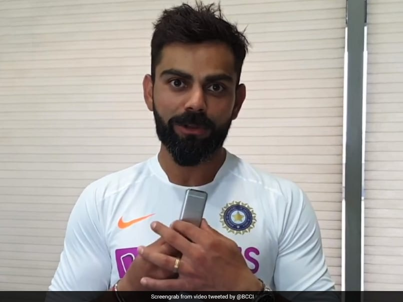 Virat Kohli Explains How Captaincy Has Made Him Better Player. Must Watch