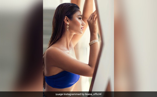 This Is What Ileana D'Cruz's Life Would Look Like If She Were In A 'Cheesy Music Video'