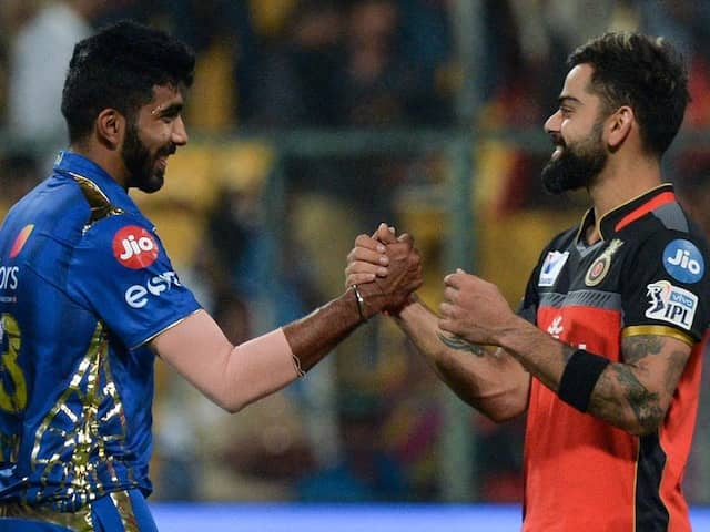 Mumbai Indians Epic Reply To Fan Who Asked If Jasprit Bumrah Was Moving To Royal Challengers Bangalore