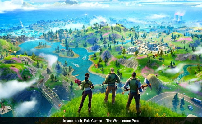 Fortnite Chapter 2 Season 1 The Game Is Live With A New Map More Ways To Level Up Let's take a look at the new fortnite season 5 map in more detail: fortnite chapter 2 season 1 the game