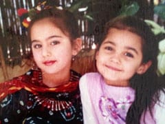 Sara Ali Khan's Throwback Pic With Her 'First Friend' Is Winning The Internet