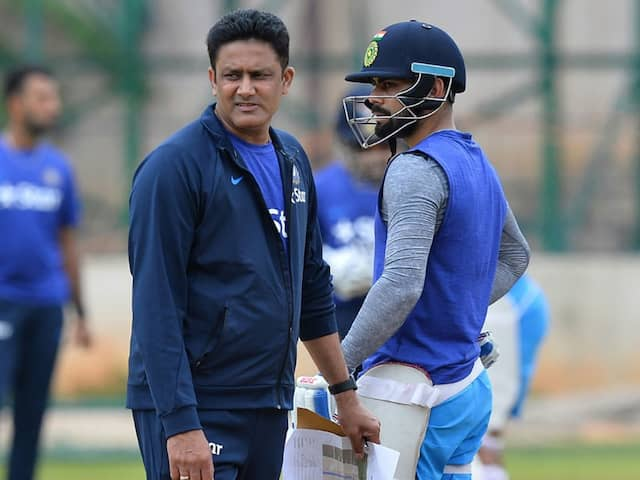 Indian Cricket Team Can Dominate The World, Says Anil Kumble