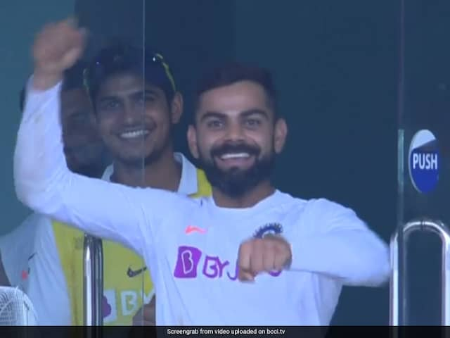 India vs South Africa: Virat Kohli Adds New Twist To Ravindra Jadejas Sword Celebration. Watch