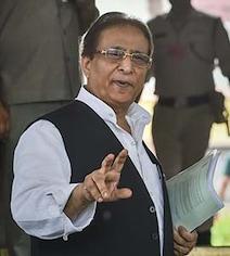 आजम खान को तगड़ा झटका, पत्नी और बेटे सहित तीनों के खिलाफ गैर जमानती वारंट जारी