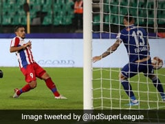 ISL: ATK Beat Chennaiyin FC In Hard-Fought Battle