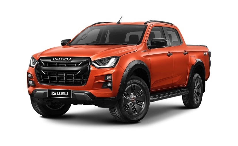 The 2020 Isuzu D-Max V-Cross gets an updated design, premium styling elements, and new features