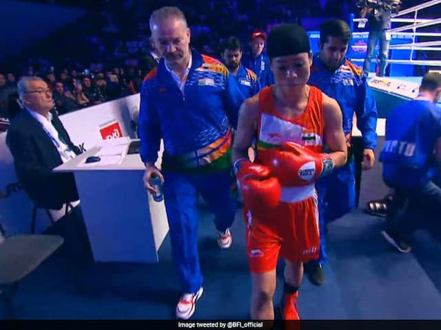 """""""Certainly Unhappy With Judging"""": Mary Kom On Loss In World Boxing Championships Semifinals"""