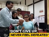 Video : First Visually Impaired Woman IAS Is Thiruvananthapuram Sub-Collector
