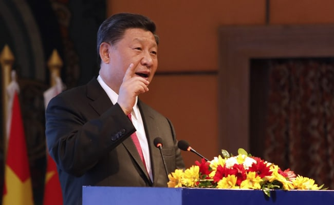 'Bodies Smashed, Bones Ground To Powder': Xi Warns Anti-Beijing Forces
