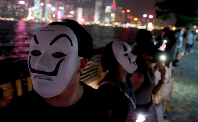 "Hong Kong Protesters Vow To Hit Streets In Major ""Illegal"" March"