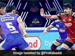 Pro Kabaddi League: पवन सहरावत ने रचा इतिहास, बेंगलुरू बुल्स प्लेऑफ में पहुंची