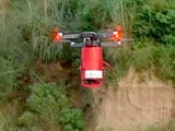Video: Watch: This 'Seed-Bombing' Drone Will Help Plant More Trees