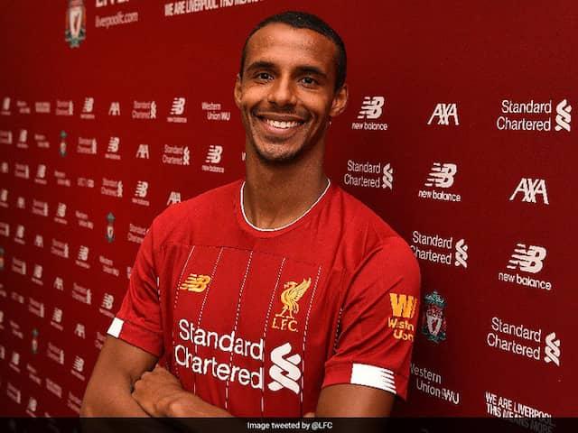 Liverpool Defender Joel Matip Signs New Long-Term Deal