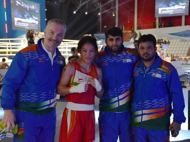 Focus On Mary Kom As India Eye Womens World Boxing Championships Glory