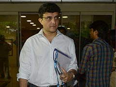 "Sourav Ganguly Says Being BCCI President ""Great Opportunity"" To Fix Board's Image"