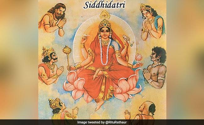 Navratri 2019 Day 9: नवरात्रि के आखिरी दिन पूजी जाती हैं मां सिद्धिदात्री, जानिए नवमी पूजन विधि, मंत्र और आरती