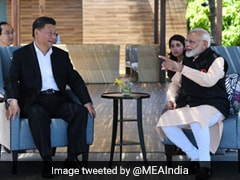 """New Mechanism To Discuss Trade, Investment"": Government On PM, Xi Meet"