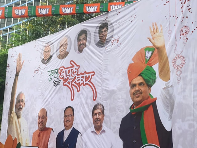 Video : BJP Sails Through Maharashtra, Looks At Independents In Haryana