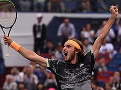 Stefanos Tsitsipas Beats Novak Djokovic To Reach Shanghai Masters Semi-Finals