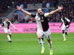 Inter Milan vs Juventus: Gonzalo Higuain