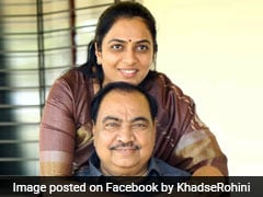 Maharashtra Assembly Election 2019: BJP Fields Eknath Khadse's Daughter Rohini Eknathrao Khadse From Muktainagar