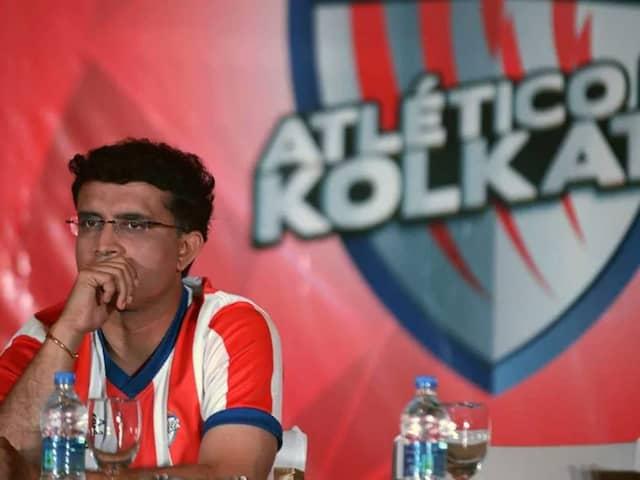 BCCI President-Elect Sourav Ganguly To Skip Ranchi Test For ISL Inauguration