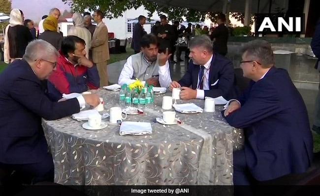 TOP 5 NEWS: आतंक के खात्मे के लिए भारत के प्रयासों का EU सांसदों ने किया समर्थन, देवेंद्र फडणवीस चुने गए विधायक दल के नेता