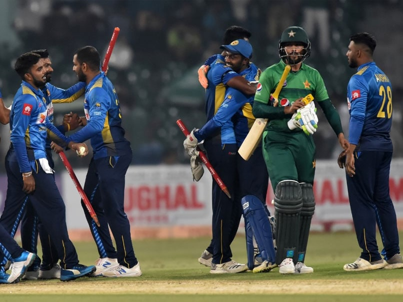 "Sri Lanka Cricket Chief ""Fed Up"" With Pak"