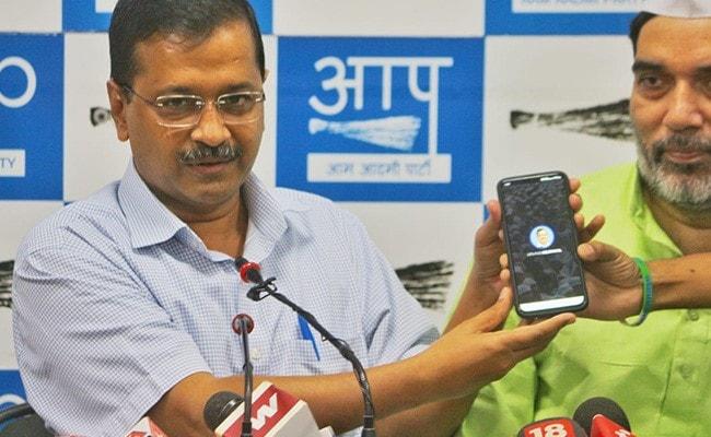 'AK App' लॉन्च, अरविंद केजरीवाल ने कहा अब झूठी खबरों का पर्दाफाश करेंगे; जनता तक सच्चाई पहुंचाएंगे