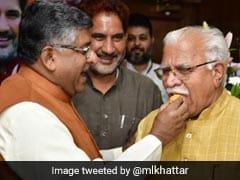 Manohar Lal Khattar Appointed BJP's Legislative Party Leader: Highlights