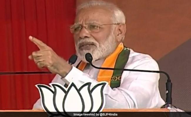 Haryana Election 2019: हरियाणा में PM मोदी ने कहा- पानी पर आपका हक, पाकिस्तान नहीं जाने दूंगा एक भी बूंद पानी