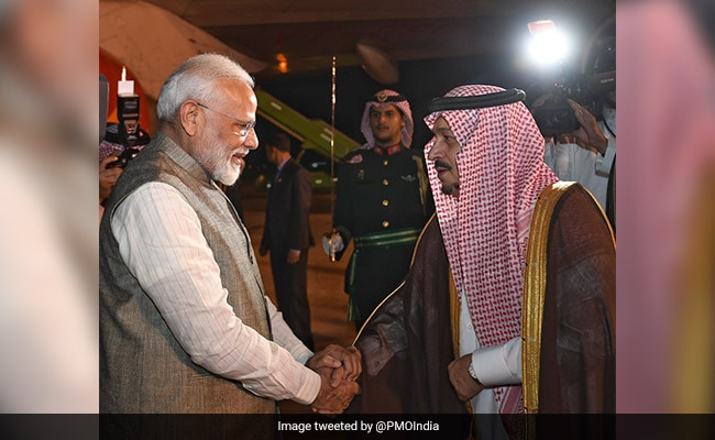 Live Updates - 'What's Next For India?': PM Modi Delivers Keynote Address In Riyadh