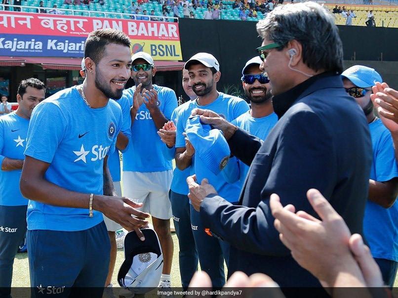 "Hardik Pandya Shares Nostalgic Post As He Recalls ""Memorable Journey"" Starting With ODI Debut"