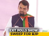 Video : BJP Walkover In Maharashtra, Haryana, Shows NDTV's Poll Of Polls