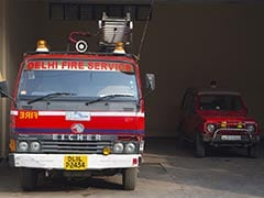 Delhi Fire Services Received Over 2500 Calls In March