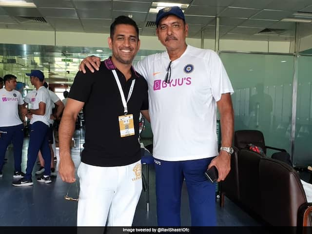 Team India Coach Ravi Shastri Says, Dont speculate on MS Dhoni, wait till the IPL