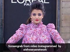 Aishwarya का ये लुक देख गुस्साए डिज़ाइनर, बोले- दुनिया की सबसे खूबसूरत लड़की का ऐसा हाल....