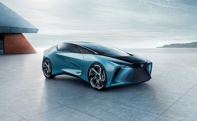 The Lexus LF-30 electrified concept showcases the future of the company's electric car portfolio
