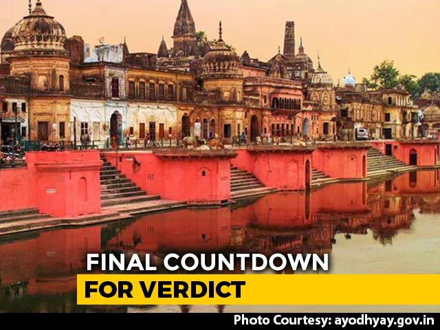Video : Want Babri Masjid Restored, Muslim Petitioners Tell Supreme Court