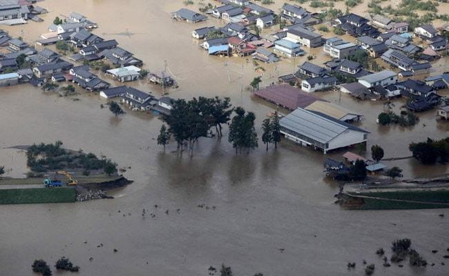 Japan Sends In Troops After Typhoon Hagibis Hammers Tokyo, Kills 23