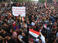 Over 40 Killed By Gunshots, Tear Gas Canisters In Renewed Iraq Protests