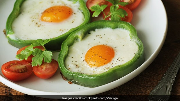 Healthy Breakfast: Make Protein-Rich Eggs In Peppers That Your Kids Will Love