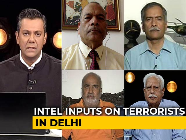 Video : Does India Face An Imminent Security Threat?