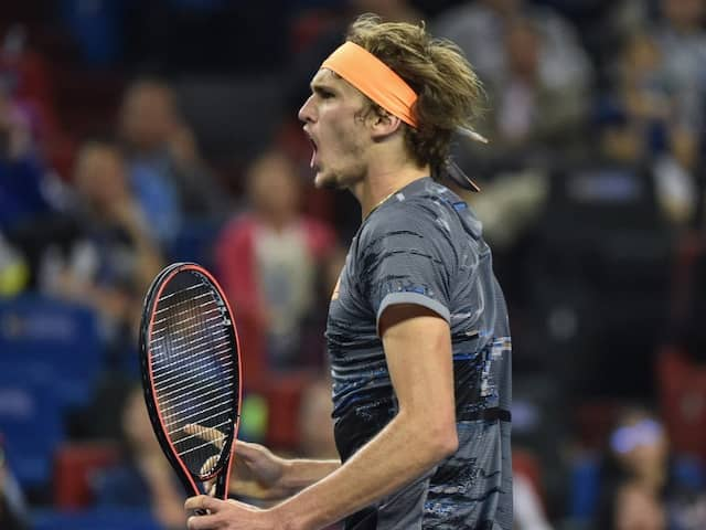 Alexander Zverev Knocks Roger Federer Out Of Shanghai Masters