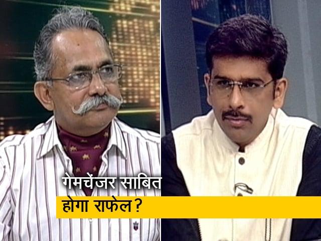 Videos : खबरों की खबर:  मौजूदा समय में लड़ाकू विमानों की भारत को कितनी जरूरत?
