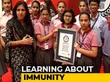 Sponsored: Dabur Immune India Movement - A Guinness World Record